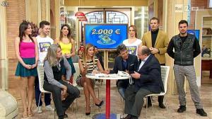 Adriana Volpe dans I Fatti Vostri - 12/01/16 - 06