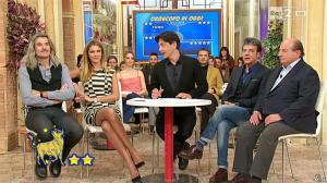 Adriana Volpe dans I Fatti Vostri - 12/01/16 - 08