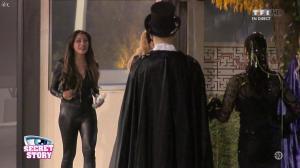 Anaïs dans Secret Story - 30/10/15 - 01
