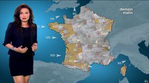 Anaïs Baydemir à la Météo de 20h - 12/02/16 - 10