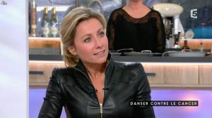 Anne-Sophie Lapix dans C à Vous - 05/02/16 - 03