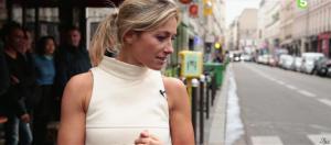 Anne-Sophie Lapix dans C à Vous - 27/10/15 - 04
