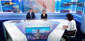 Apolline De Malherbe dans Première Edition - 06/01/16 - 02