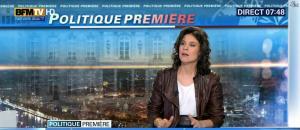 Apolline De Malherbe dans Premiere Edition - 06/01/16 - 06