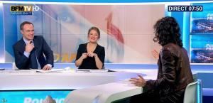 Apolline De Malherbe dans Premiere Edition - 06/01/16 - 10