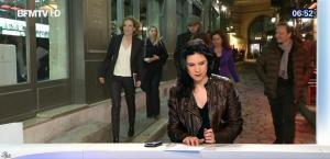 Apolline De Malherbe dans Premiere Edition - 09/03/16 - 01
