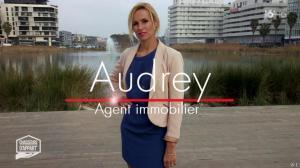 Audrey dans Chasseurs d'Appart - 28/03/16 - 02