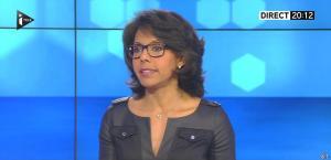 Audrey Pulvar dans le JT - 07/12/15 - 02