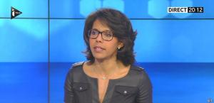 Audrey Pulvar dans le JT - 07/12/15 - 03