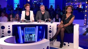 Audrey Pulvar dans On n'est pas Couché - 19/12/15 - 01