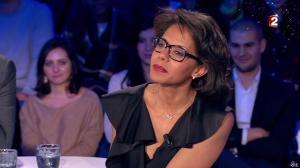 Audrey Pulvar dans On n'est pas Couché - 19/12/15 - 07