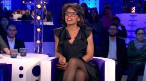 Audrey Pulvar dans On n'est pas Couché - 19/12/15 - 20