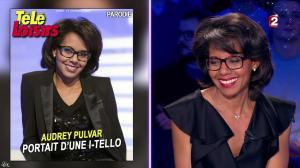 Audrey Pulvar dans On n'est pas Couché - 19/12/15 - 26
