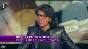 Audrey Pulvar dans On ne va pas se Mentir - 29/12/15 - 01
