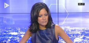 Aurélie Casse dans I télé - 07/08/15 - 01