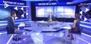 Aurélie Casse dans I télé - 07/08/15 - 02