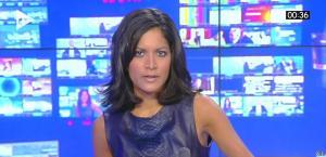 Aurélie Casse dans I télé - 07/08/15 - 03