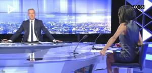 Aurélie Casse dans I télé - 07/08/15 - 04