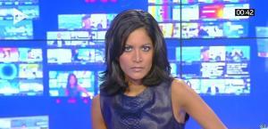 Aurélie Casse dans I télé - 07/08/15 - 05