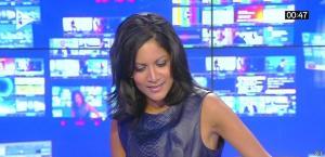 Aurélie Casse dans I télé - 07/08/15 - 06