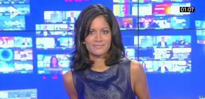 Aurélie Casse dans I télé - 07/08/15 - 07