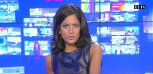 Aurélie Casse dans I télé - 07/08/15 - 08
