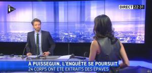 Aurélie Casse dans l'Integrale Week-End - 24/10/15 - 02