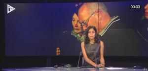 Aurélie Casse dans l'Integrale Week-End - 24/10/15 - 06