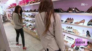 Camille dans les Reines du Shopping - 23/03/16 - 12