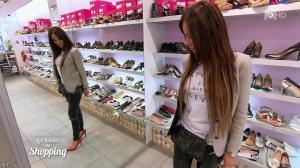 Camille dans les Reines du Shopping - 23/03/16 - 13