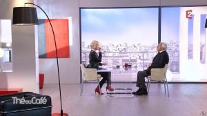 Catherine Ceylac dans The ou Cafe - 17/10/15 - 02
