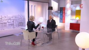 Catherine Ceylac dans The ou Cafe - 17/10/15 - 04