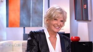 Catherine Ceylac dans The ou Cafe - 17/10/15 - 05