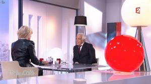 Catherine Ceylac dans The ou Cafe - 17/10/15 - 06