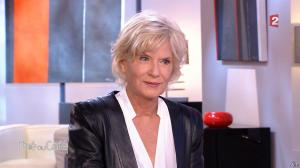 Catherine Ceylac dans The ou Cafe - 17/10/15 - 10