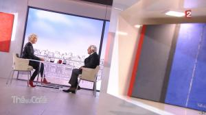 Catherine Ceylac dans The ou Cafe - 17/10/15 - 11