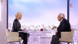 Catherine Ceylac dans The ou Cafe - 17/10/15 - 13