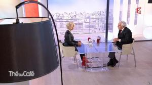Catherine Ceylac dans The ou Cafe - 17/10/15 - 16