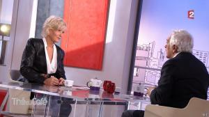 Catherine Ceylac dans The ou Cafe - 17/10/15 - 18