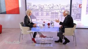 Catherine Ceylac dans The ou Cafe - 17/10/15 - 19
