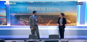 Céline Pitelet dans Première Edition - 29/12/15 - 01