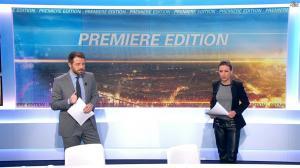 Céline Pitelet dans Premiere Edition - 29/12/15 - 05