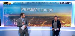 Céline Pitelet dans Premiere Edition - 29/12/15 - 08
