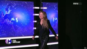 Christelle Chollet dans c'est Canteloup - 27/11/15 - 02