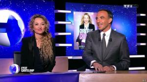 Christelle Chollet dans c'est Canteloup - 27/11/15 - 05