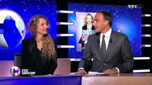Christelle Chollet dans c'est Canteloup - 27/11/15 - 06