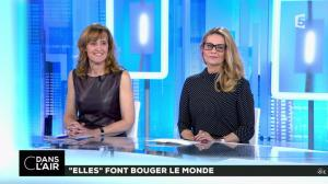 Christine Kerdellant dans C dans l'Air - 08/03/16 - 02