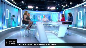 Christine Kerdellant dans C dans l Air - 08/03/16 - 03