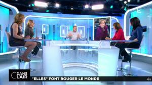 Christine Kerdellant dans C dans l'Air - 08/03/16 - 04