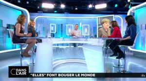 Christine Kerdellant dans C dans l'Air - 08/03/16 - 05